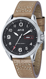 AVI-8 Hawker Harrier II Czarny/Skóra Ø45 mm AV-4045-01