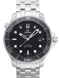 Omega Seamaster Diver 300m Co-Axial 41mm Czarny/Stal Ø41 mm 212.30.41.20.01.003
