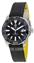 TAG Heuer Aquaracer Czarny/Guma Ø41 mm WAY211A.FT6068