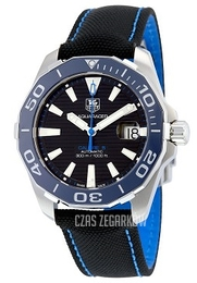 TAG Heuer Aquaracer Czarny/Tkanina Ø41 mm WAY211B.FC6363