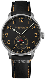 Ulysse Nardin Marine Collection Czarny/Skóra Ø44 mm 1183-320LE-62