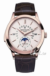 Patek Philippe Grand Complications Srebrny/Skóra Ø39.5 mm 5216R