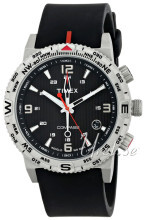 Timex Intelligent Czarny/Guma Ø42 mm