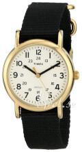 Timex Weekender Kremowy/Stal w odcieniu złota Ø31 mm